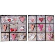 Set tablouri Hearts