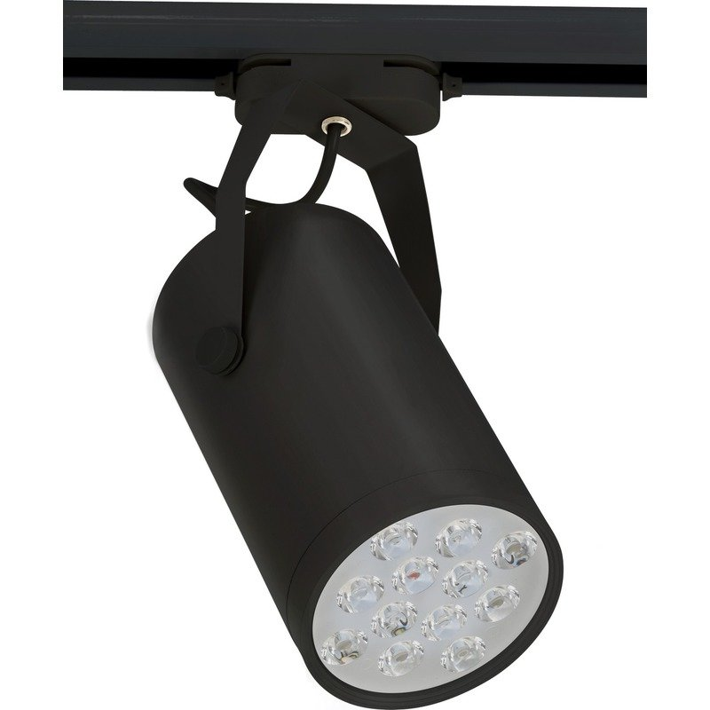 Spot Nowodvorski Store LED Black 12W luxuriante.ro 2021