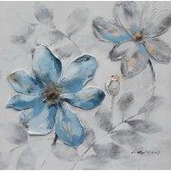 Tablou Blue, 40x40cm