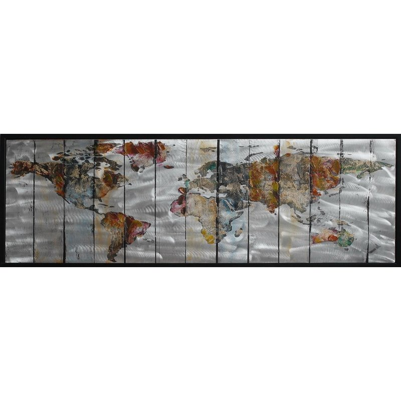 Tablou Earth 40x120cm luxuriante.ro 2021