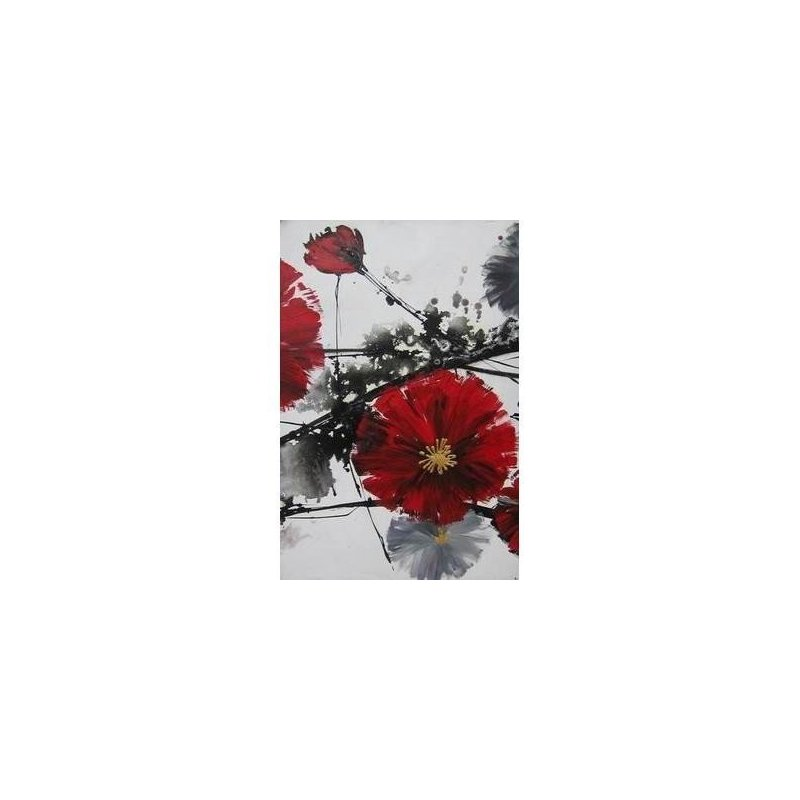 Tablou Pictat Manual Cherry Blossom B