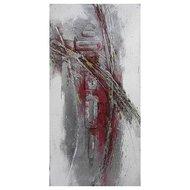 Tablou pictat manual Dream, 120x60cm