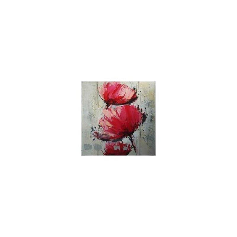 Tablou pictat manual Farmec, 30x30cm luxuriante.ro 2021