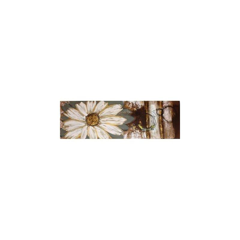 Tablou pictat manual Margaret, 50x150cm luxuriante.ro 2021