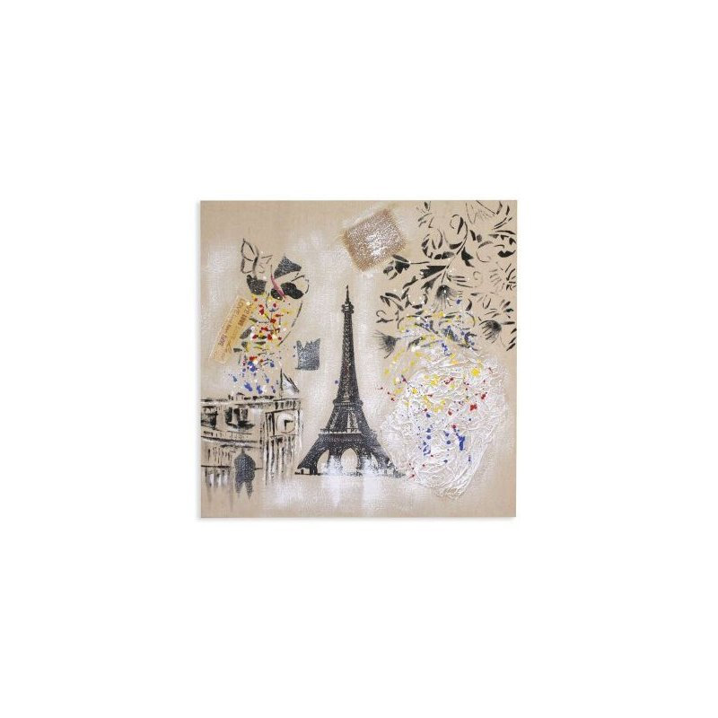 Tablou Pictat Manual Paris