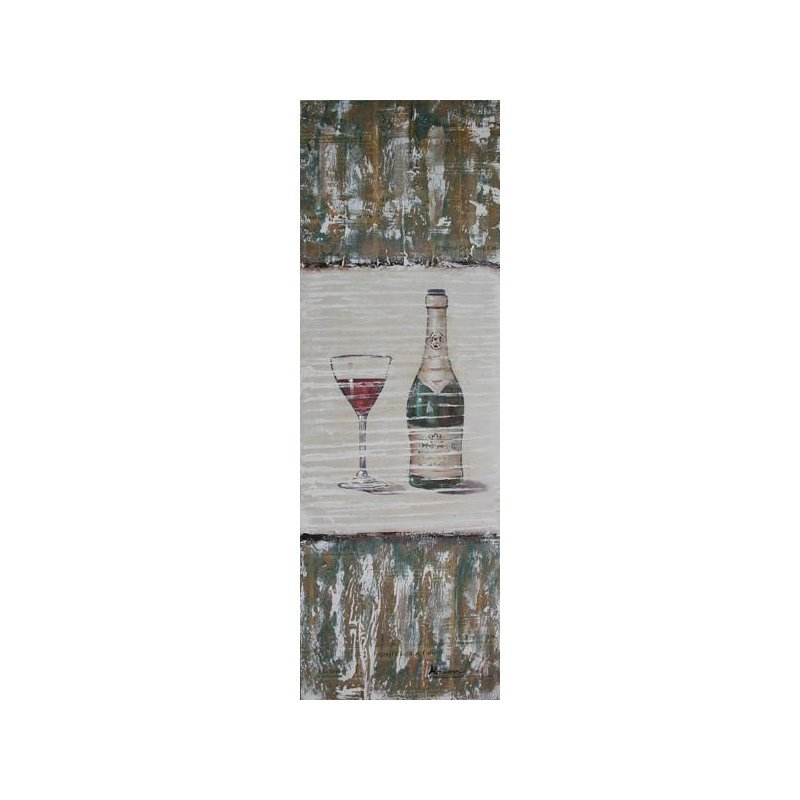 Tablou pictat manual Pinot Noire luxuriante.ro 2021