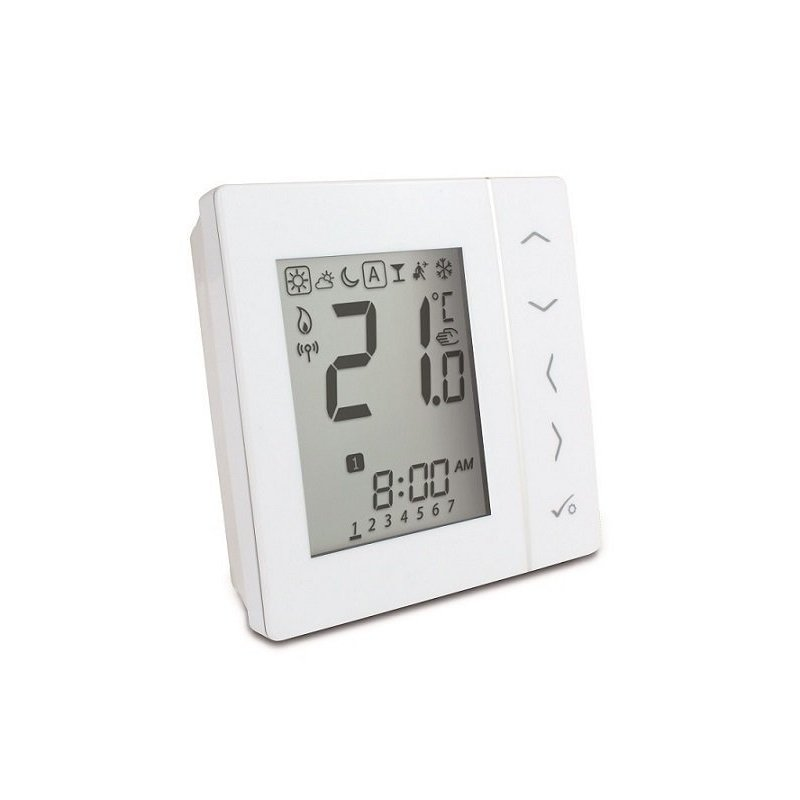 Termostat Programabil Salus VS20WRF Wireless luxuriante.ro 2021