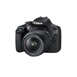 Camera foto Canon EOS 2000D kit EF-S 18-55 IS II