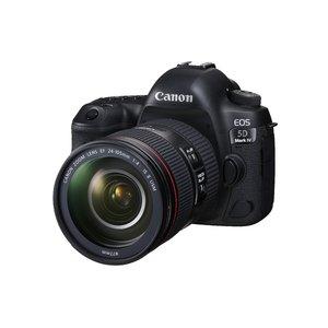 Camera foto Canon EOS 5D Mark IV kit EF 24-105mm F4 IS L II