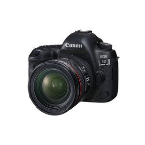Camera foto Canon EOS 5D Mark IV kit EF 24-70mm f/4L IS USM