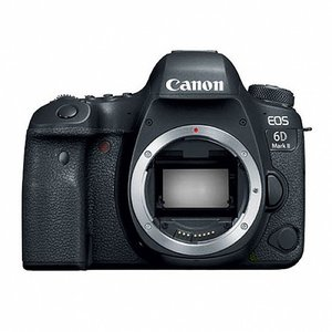 Camera foto Canon EOS 6D Mark II body