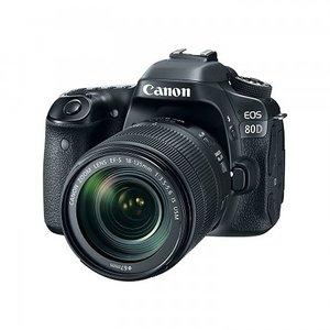 Camera foto Canon EOS 80D WiFi kit EF-S 18-135 IS Nano USM