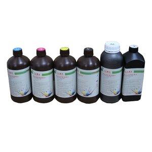 Cerneală GZM UV LED, flexibilă, pentru capete Ricoh Gen5, bidon 1L
