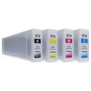 Cerneală STS eco solvent, cartus 700mL, compatibil Epson SureColor S30670 / S50670