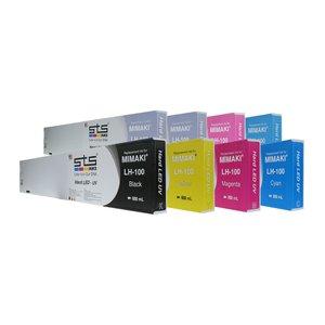 Cerneală STS Hard UV Led, cartus 600 mL, compatibil Mimaki LH-100