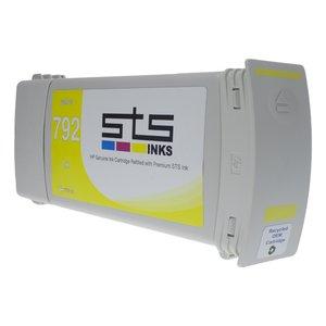 Cerneală STS latex 792, cartuș 775ml, compatibil  HP DesignJet L26500 | DesignJet L28500 | DesignJet LX260 | DesignJet LX280 Yellow