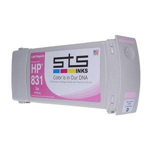 Cerneală STS latex 831, cartuș 775ml, compatibil  HP Latex 310, 330, 360 Light Magenta
