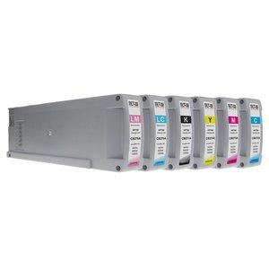 Cerneală STS low solvent, cartuș 1000ml, compatibil  HP 9000, HP 1000