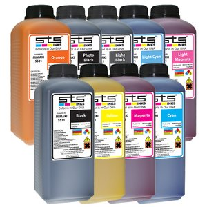 Cerneală STS mild solvent, bidon 1L, compatibil Mimaki SS21