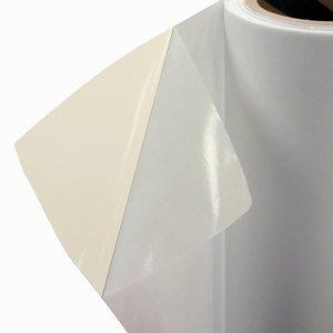 Folie laminare la rece MacroMedia, textură piele, cu liner, 80 mic