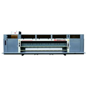 Imprimantă Gongzheng GZF3200KM PLUS 3,2 m roll-to-roll LED UV