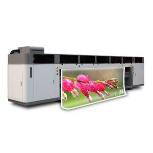 Imprimantă Gongzheng GZF5200KM 5 m roll-to-roll LED UV