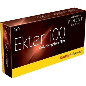 Kodak Ektar 100 120 film foto color profesional