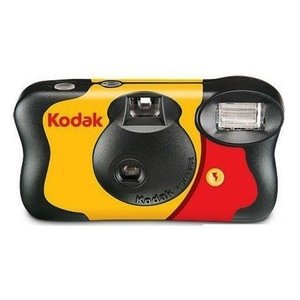Kodak Power Flash aparat foto cu film de unica folosinta