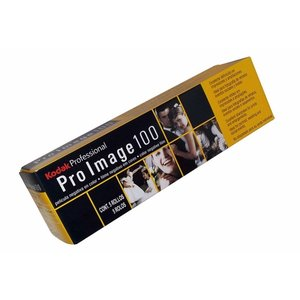 Kodak Pro Image 100 136-36 film foto color profesional