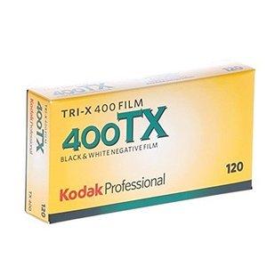 Kodak Tri-X 400 120 film foto alb-negru profesional