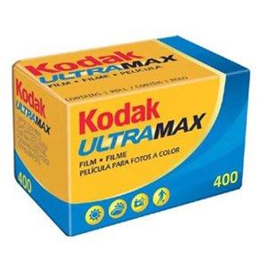 Kodak Ultra Max 400/36 film foto color