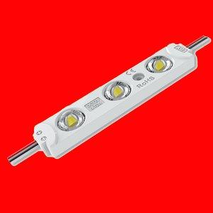Modul lentilă 3 LED SMD2835 0,72W MacroLight