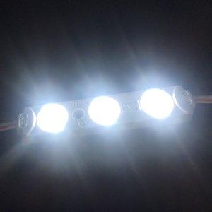 Modul lentilă 3 LED SMD2835 1W MacroLight