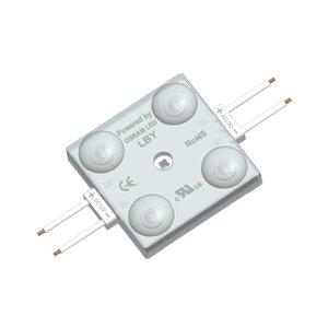 Modul lentilă 4 LED OSRAM 2W MacroLight