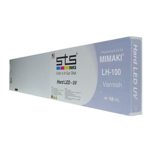 Varnish STS Hard UV Led, cartus 600 mL, compatibil Mimaki LH-100