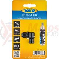 Adaptor cartus CO2 ambalat ind. Var Tools