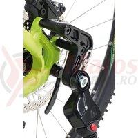 Adaptor picior sprijin Hebie AX 0618 pentru cadre cu frana disc