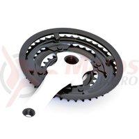 Angrenaj metal/plastic patrat T24/34/42 alb 170mm