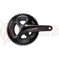 Angrenaj Shimano 105 FC-R7000 53x39T 172.5mm 11v Hollowtech 2 fara butuc pedalier negru