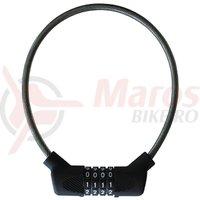 Antifurt cablu cifru Trelock TK75/10