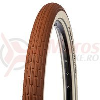 Anvelopa Schwalbe Fat Frank K-Guard 26*2.35 60-559 BN/W+RT HS375 maro/crem