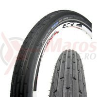 Anvelopa Schwalbe Fat Frank K-Guard 28*2.00 50-622 B/B-SK+RT HS375 neagra