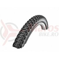 Anvelopa Schwalbe Mad Mike, Active Line, K-Guard, 20x2.125 (57-406) B/B, HS137, negru