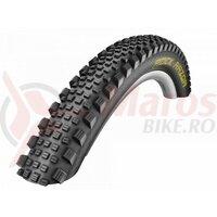 Anvelopa Schwalbe Rock Razor, Evolution Line, TL-Easy, SnakeSkin, Folding, 27x2.35 (60-584) B/B-SK, HS452, negru