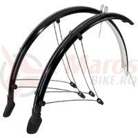 Aripa spate flexibila (1 bucata) 26″/56 mm neagra