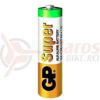 Baterie alcalina GP Super R6 AA