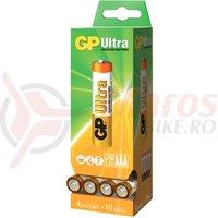 Baterie alcalina GP Ultra R3 AAA
