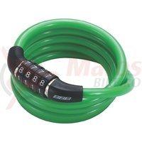 BBB Lacat BBL-6508 8x1200 mm QuickCode verde