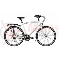 Bicicleta Adriatica Boxter HP 21v alba