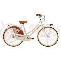 Bicicleta Adriatica Lady Week End crem